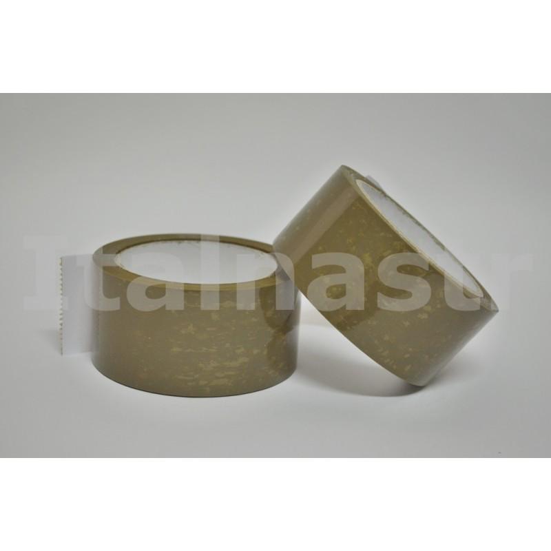 Nastro Adesivo Neutro PP Solvente (Polipropilene)
